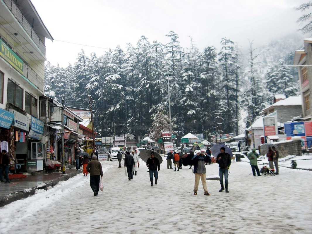 Snow Valley Resort 3 Night 4 Days Manali Package