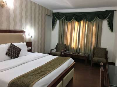 Hotel Angels Inn Manali Luxury Room