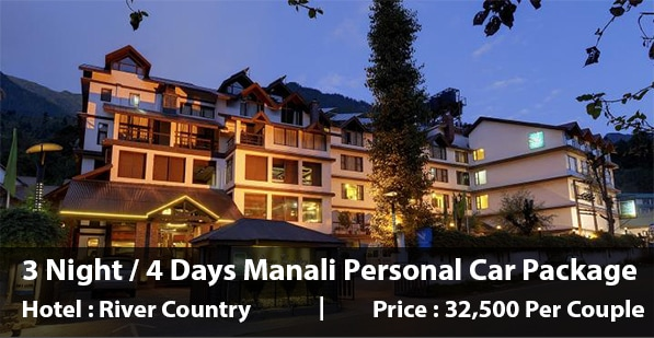 River Country Manali Package