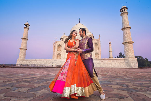 Honeymoon With TAJMAHAL from Pune