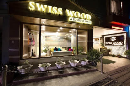 Hotel Swiss Wood