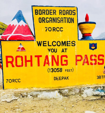Welcome to Rohtang Pass