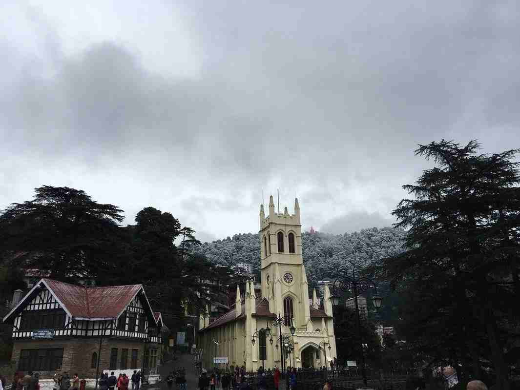 Shimla Tour Packages from Kolkata