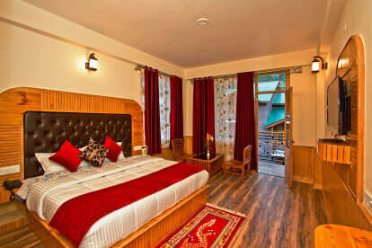 Luxury Suite Room in Manali